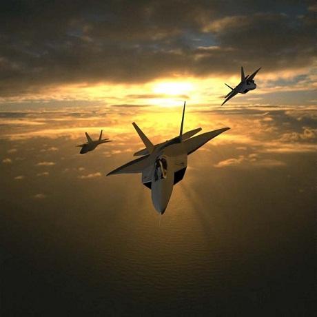Aviones Triángulo de las Bermudas