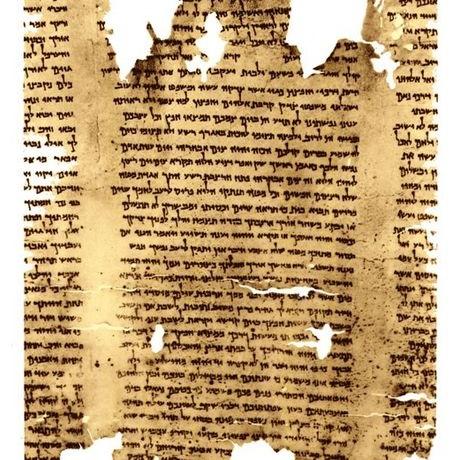 Manuscrito de Isaias